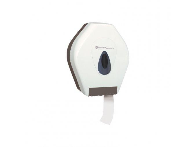 Zásobník na toaletní papír MERIDA TOP MINI bílo - šedý /dříve PT2TSS/