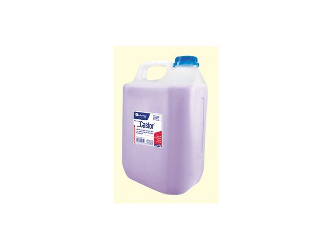 Tekuté mýdlo CASTOR 5 kg - fialkové