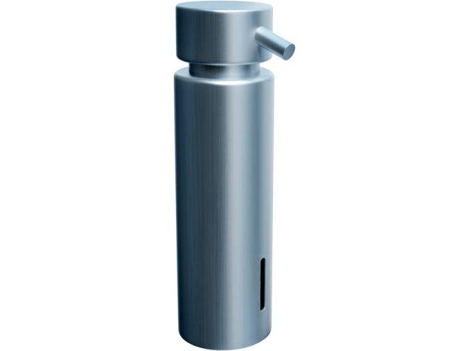 Dávkovač tekutého mýdla chrom mat stojánkový