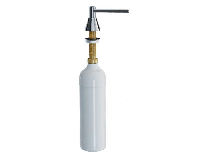 Dávkovač tekutého mýdla umyvadlový lesk