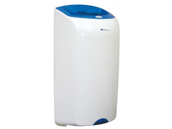 Odpadkový koš závěsný MERIDA TOP 40 l otevřený - modrý