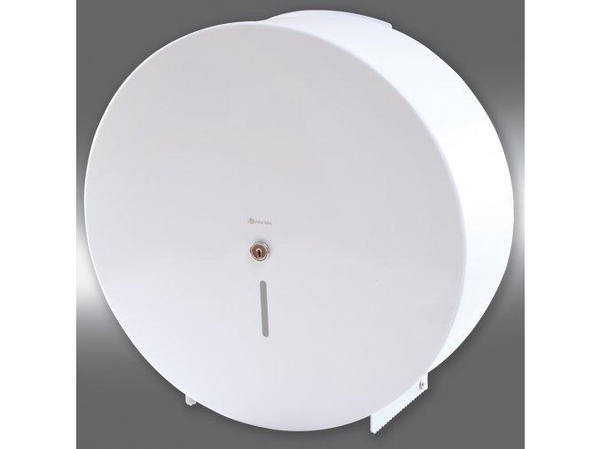 Zásobník na toaletní papír STELLA MAXI bílý