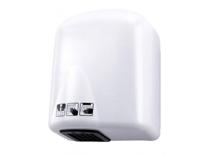 Elektrický sušič /osoušeč/ rukou ECOFLOW PLUS, bílý, plast