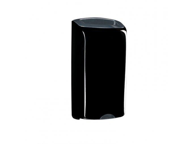 KOŠ na odpadky otevřený Maxi MERIDA UNIQUE PIANO BLACK LINE - lesk