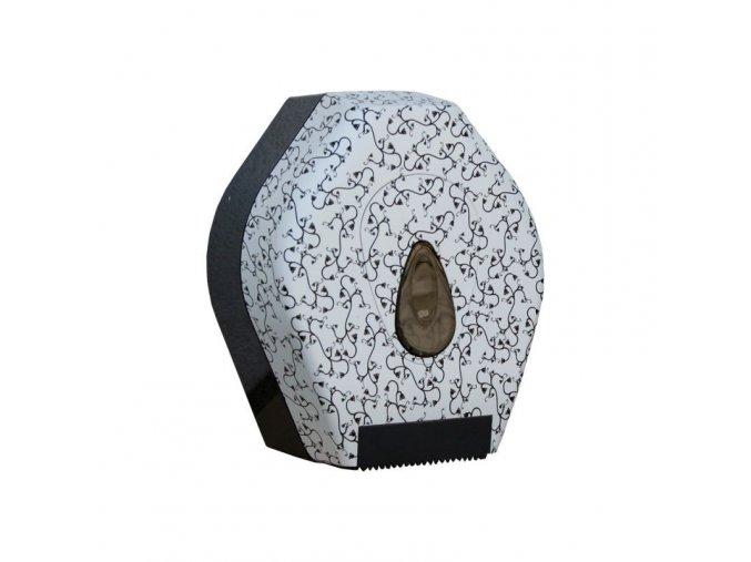 ZÁSOBNÍK na toaletní papír Mini MERIDA UNIQUE CHARMING LINE - mat