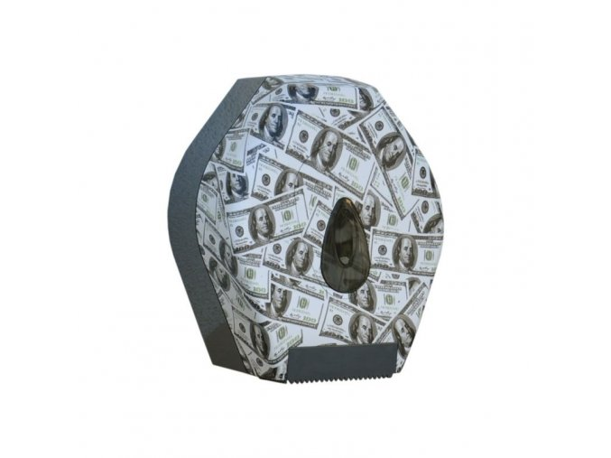 ZÁSOBNÍK na toaletní papír Mini MERIDA UNIQUE LAS VEGAS LINE - mat