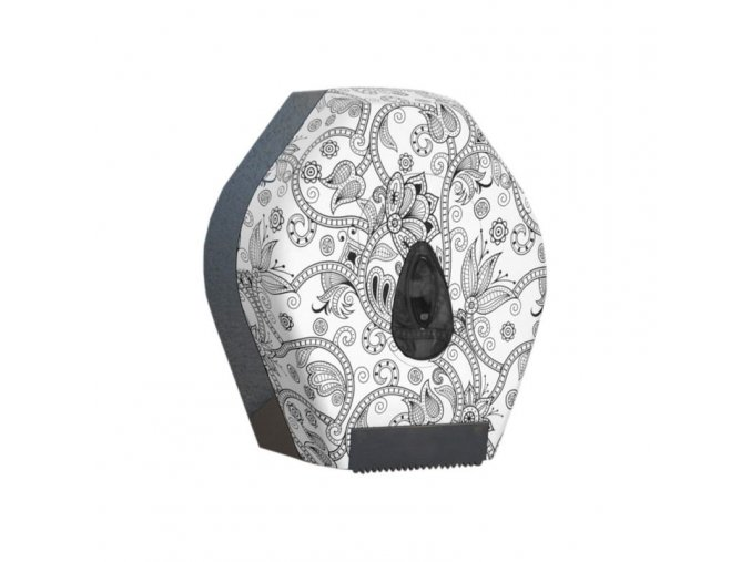 ZÁSOBNÍK na toaletní papír Mini MERIDA UNIQUE ORIENT LINE - lesk