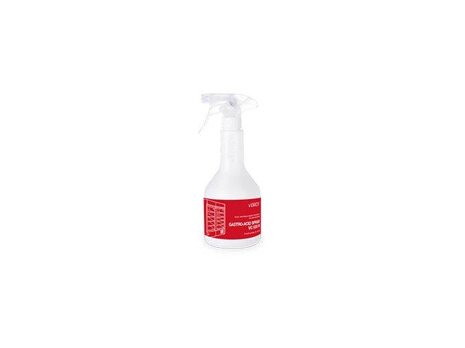 Prostředek na chladící zařízení a dezinfekci Merida GASTRO-ACID Spray 0,6 l