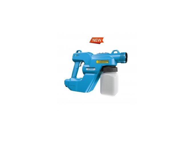dezinfekční pistole