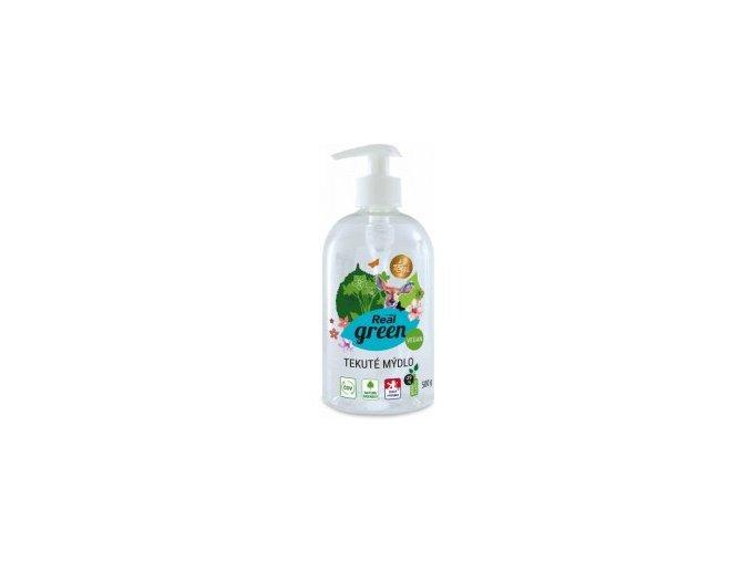 real green mýdlo
