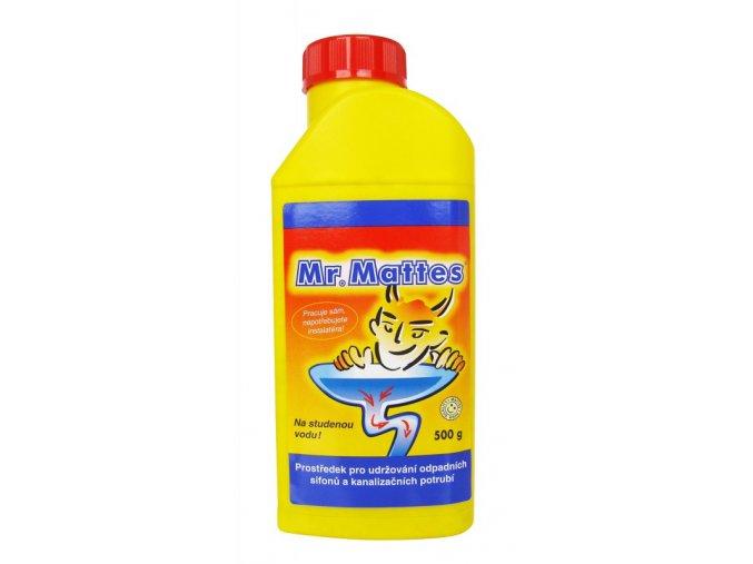 Čistič odpadu Mr.Mattes 500 g