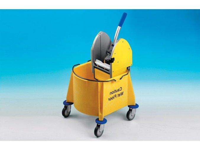 Malý plastový úklidový vozík - AMIGO