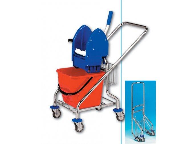 Úklidový vozík REKORD 1x17 l