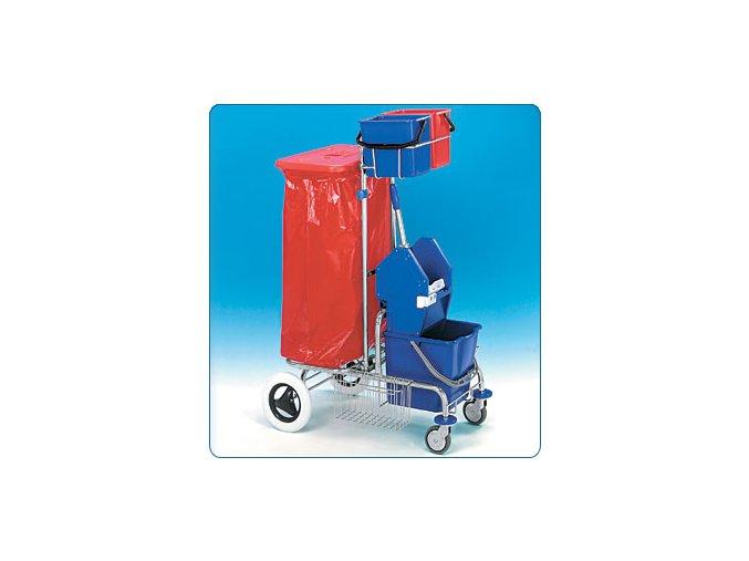 JEPY L, úklidový vozík, kompl.výbava