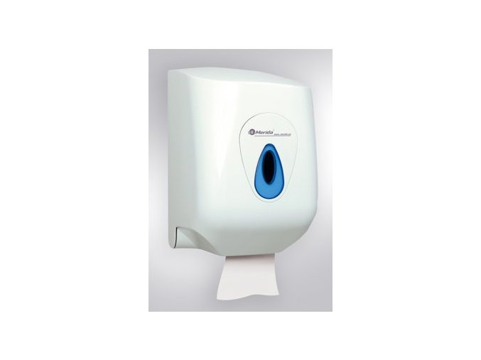 zásobník na papírové ručníky modrá kapka
