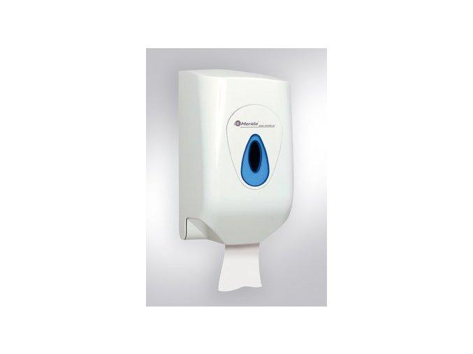zásobník na ručníky mini modrý