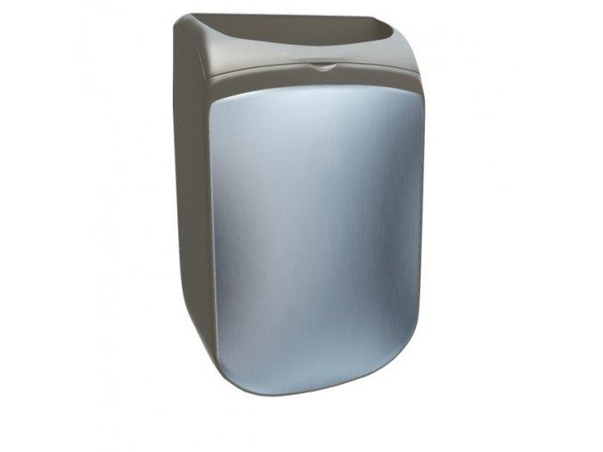 Odpadkový koš závěsný MERIDA MERCURY 25 l šedý