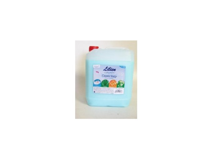 Lilien tekuté mýdlo 5 l (sea minerals)