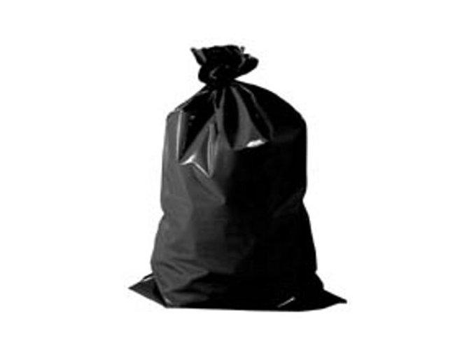 Pytle na odpad 70x110,80mi černé