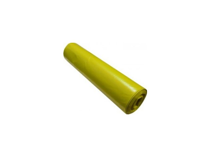 žluté pytle