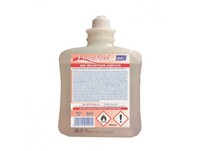 Desinfekce na ruce DEB Hygi Foamer 1 l