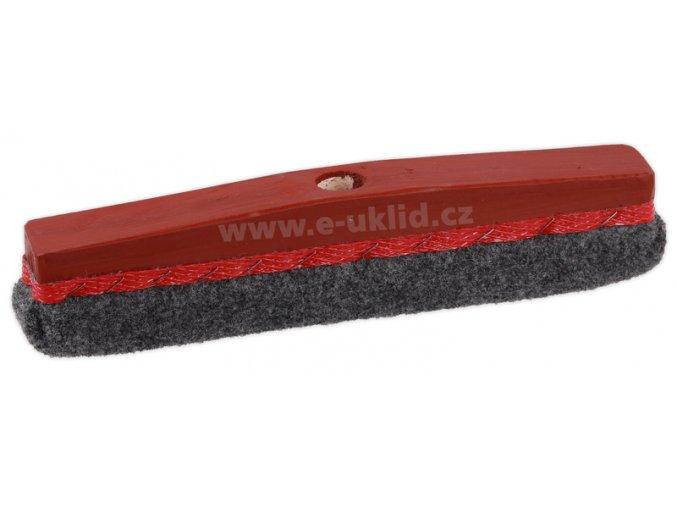 Podlahová stěrka s filcem 30 cm