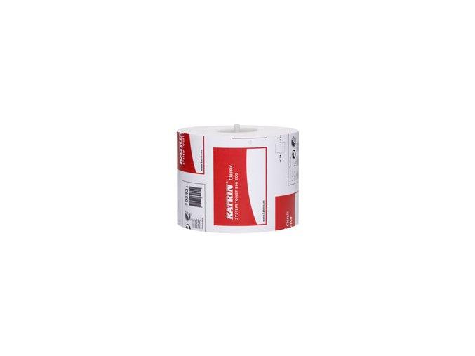 Toaletní papír KATRIN System - bílý,103424
