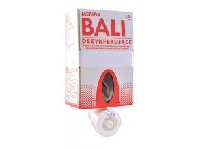 Pěnové mýdlo Merida BALI s dezinfekčním účinkem 700g