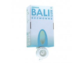 Pěnové mýdlo Merida BALI LUX neparfémované 700 g