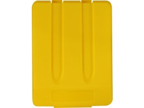 Víko koše KJS704,33 l - žluté