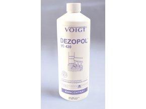 Mycí a dezinfekční prostředek ploch Merida DEZOPOL 1 l. - konc.