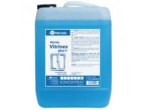 Prostředek na mytí oken a zrcadel Merida VITRINEX Plus 10 l.