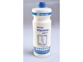 Prostředek na mytí oken a zrcadel Merida VITRINEX Plus 1 l.