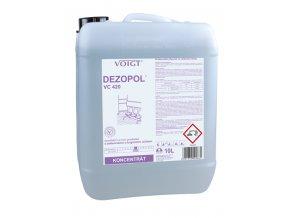Mycí a dezinfekční prostředek ploch Merida DEZOPOL 10 l. - konc.
