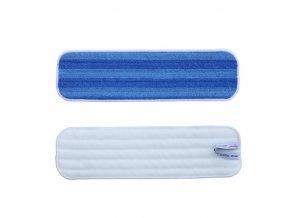 Mop z mikrovlákna PREMIUM modrý, 47 cm (dříve MM002)