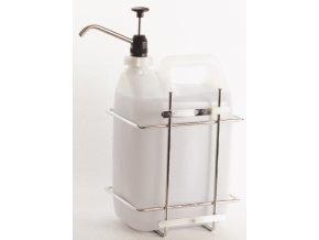 Dávkovací pumpička na kanystr - mycí pastu