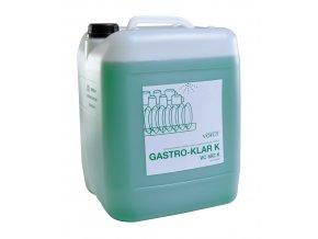 Silný oplachovací přípravek na strojové mytí nádobí Merida Gastro - Klar K      10l