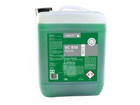 Prostředek alkalický na důkladné čištění a naleštění povrchů Merida MAXAL 10 l.