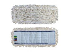 Mop s kapsami STANDARD, bavlna, 50 cm (dříve SAP201)