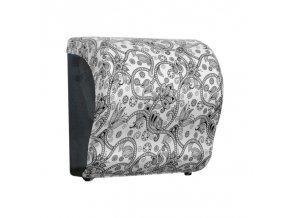 MECHANICKÝ podavač papírových ručníků v rolích Maxi UNIQUE ORIENT LINE Lux Cut      -mat