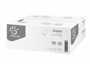 Papírové ručníky skládané PAPERNET šedé, 404889