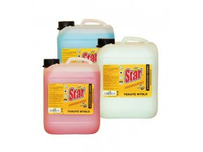 tekuté mýdlo STAR 5l