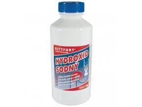 Čistič odpadu Hydroxid sodný 1 kg