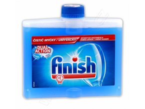 Finish čistič myčky 250 ml