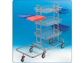 KOMBI UNI III,úkl.vozík