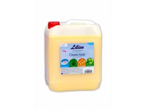 Lilien tekuté mýdlo 5l (honey&jojoba)