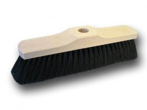 Smeták dřevěný 30 cm