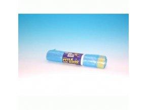 Sáčky do koše zatahovací 70x100, modré, 110L