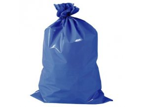 Pytle na odpad 70x110, 80mi modré