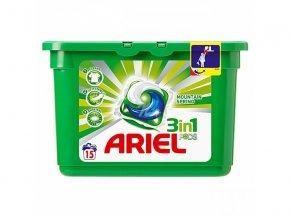 Gelové kapsle na praní Ariel Tabs 40 ks